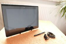 Sony Tablet S * 16 Go Noir 9,4 in * Wifi Wlan + Outils Nouveau * Android GPS