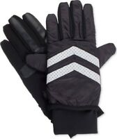 ISOTONER Signature Womens SleekHeat smartDRI Black Gloves Size L/XL $54 - NWT