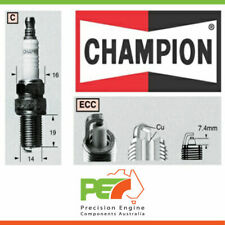 6X New *Champion* Spark Plug For Jeep Cherokee Xj 4.0L 242 Cu.In Mx.