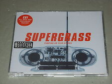Supergrass:  Pumping on your stereo (CD1) CD Single  NM ex shop stock