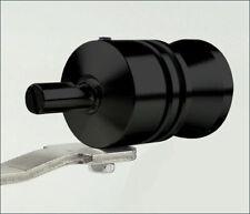 JDM EXHAUST MUFFLER DUMP VALVE SIMULATOR TURBO BLACK BOV SOUND BLOW OFF WHISTLER