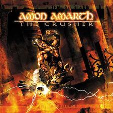 AMON AMARTH - The Crusher 180 Gram LP - SEALED - New - Viking Death Metal