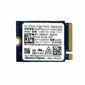 Western Digital SN530 256GB 2230 NVMe SSD,