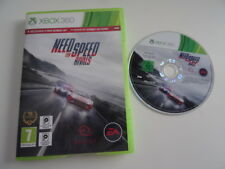 NEED FOR SPEED RIVALS  - Jeu Microsoft XBOX 360 -