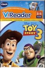 V. Reader Vtech Learning Games Disney Pixar Toy Story 3