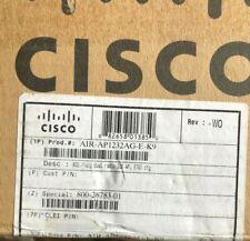 Cisco AIR-AP1232AG-E-K9 with Brackets & PSU Cisco Wireless Access Point (NEW)