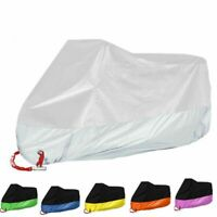 Motorcycle Waterproof Dust Covers Outdoor Rain Shield Bicycle Scooter Protection