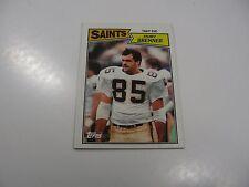 Hoby Brenner 1987 Topps card #275