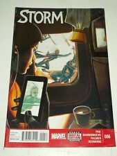 STORM #6 MARVEL COMICS FEBRUARY 2015