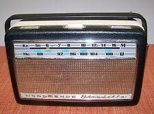 NORDMENDE STRADELLA Transistor Radio 1960's Made in Western Germany  Works  VGC