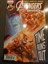 Avengers Universe Vol #3 no 3 Marvel UK Mar 2018 - NEW Kang Wars - Time runs out