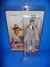 Dallas TV Show J.R. Ewing 12'' Figure (Retro Action Figure) New!!!