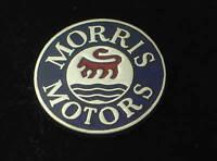 Morris Car Metal Enamel Lapel Pin Badge In Gift Box