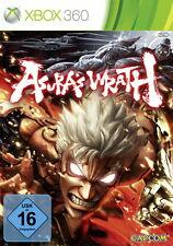 Asura's Wrath (Microsoft Xbox 360, 2012, DVD-Box)