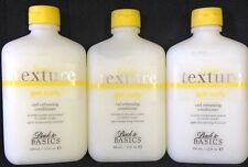 LOT OF 3 Back To Basics Basic Texture Get Curly Curl Enhancing Conditioner 12 oz