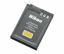 EN-EL12 Rechargeable Battery for Nikon Coolpix AW110, AW100, S8200, S9700, S9500