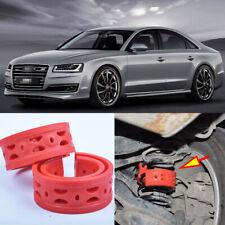 2pcs Car Rear Shock Absorber Suspension Cushion Buffer Spring Bumper For Audi A8