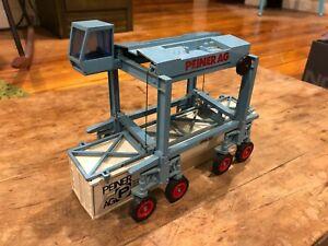 Gescha Model #360 - Peiner Container Crane Truck - PPH 30 - Diecast Toy w/ Box