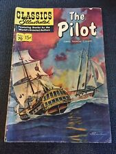 Classics Illustrated #70 The Pilot 1950 #70/156 Combine Shipping