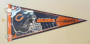 CHICAGO BEARS VINTAGE NFL FELT PENNANT 05/17/2020