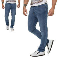 Jack & Jones Herren Jeans Jeanshose Slim Stretch Denim Herrenhose Casual NEU