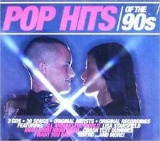 VARIOUS : POP HITS OF THE 90'S (CD) sealed