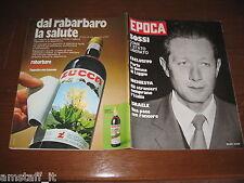 EPOCA 1974/1234=MARIO SOSSI=ILARIA OCCHINI=CAROLINE DI MONACO=ALFETTA GT=