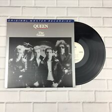 "Queen - The Game - MFSL Limited Edition 12"" Vinyl Album (USA) 1995 - Rare"