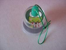 Sanrio Keroppi Trinket Ornament Spinning Top Round Vintage New 1976, 1993