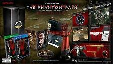 Metal Gear Solid 5 V: The Phantom Pain Collector's Edition New (Xbox One, 2015)