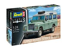 REVELL Land Rover Series III LWB Nr.: 07047 1:24
