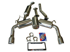 Fits Infiniti FX35 FX37 FX50 & QX70 TopSpeed Pro1 Y-Pipe Back Exhaust System
