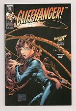 Cliffhanger! #15 Danger Girl Joe Quesada Italian Variant! J. Scott Campbell