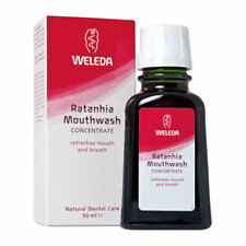 Weleda Ratanhia Mouthwash 50ml #5706 DAMAGED BOX
