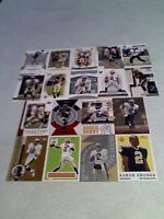 *****Aaron Brooks*****  Lot of 125+ cards.....92 DIFFERENT / Football