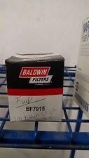 BALDWIN FILTERS BF7915 Fuel Filter, 2-27/32x2-15/16x2-27/32 In