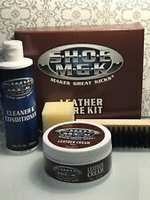 Shoe Mgk Leather Care Kit