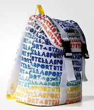 ADIDAS Stella McCartney StellaSport Flap Backpack LAPTOP SCHOOL Rucksack SALE!