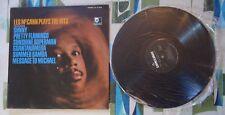 Les McCann Plays the Hits LP Sealed in Baggie 1966 Soul Jazz VG++/M