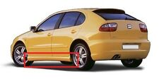 SEAT LEON 1 MK1 CUPRA R LOOK SIDE SKIRTS NEW 2PCS ( PAIR )