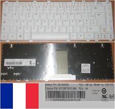 Tastiera Azerty Francese LENOVO Y450 Y550 N3S-FR MP-08F76F0-686 25-008265 Bianco