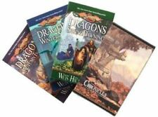 Dragonlance Chronicles Ser.: DragonLance Chronicles Gift Set by Tracy Hickman and Margaret Weis (2001, Hardcover, Gift,Reprint)