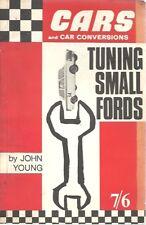 Tuning Ford Anglia Cortina MK1 & Consul/Capri motori classici 1959-66 LIBRO