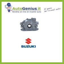 POMPA OLIO MOTORE SUZUKI SJ 410 - SAMURAI - LJ - CARRY - SUPER CARRY 1.0 BENZINA