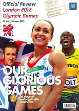 * LONDON 2012 OLYMPIC GAMES OFFICIAL REVIEW PROGRAMME *