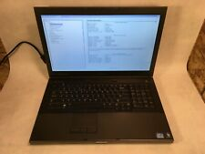 "Dell Precision M6600 17.3"" Laptop Intel i7-2720QM 2.27GHz 8GB RAM -BOOTS -RR"
