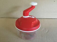 Tupperware QUICK CHEF - Time Saver Food Processor - 1.3 L capacity