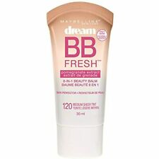 Maybelline New York Makeup Dream Fresh Bb Cream, Medium Skintones, Face Makeup,