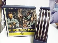 Super 8 Il Dito Nella Piaga Vers Integrale Box 4 Pellicole Anni 70 Cofanetto