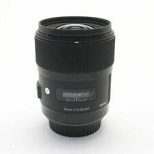 Sigma DG 35mm f/1.4 HSM Art Lens for Canon